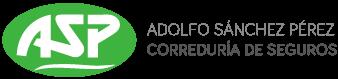 Logotipo ASP correduría en León